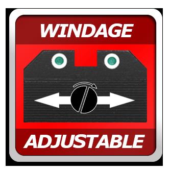 1911 Windage Adjustable Sight